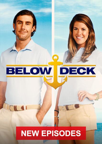 Below Deck on Netflix UK