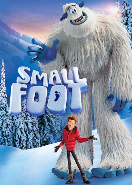 Smallfoot on Netflix UK