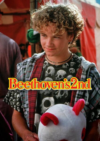 Beethoven's 2nd on Netflix UK