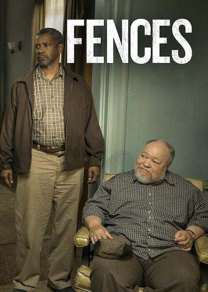 Fences on Netflix UK