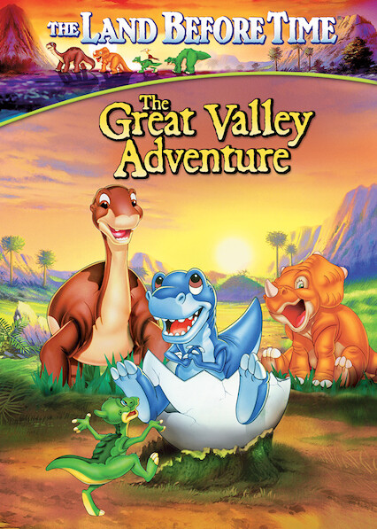 The Land Before Time II: The Great Valley Adventure on Netflix UK