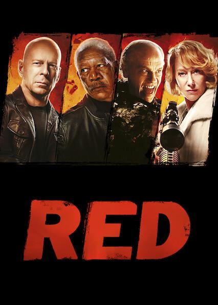 RED on Netflix UK