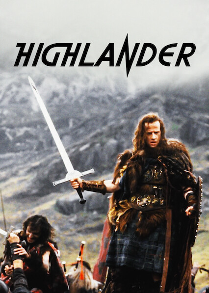 Highlander on Netflix UK