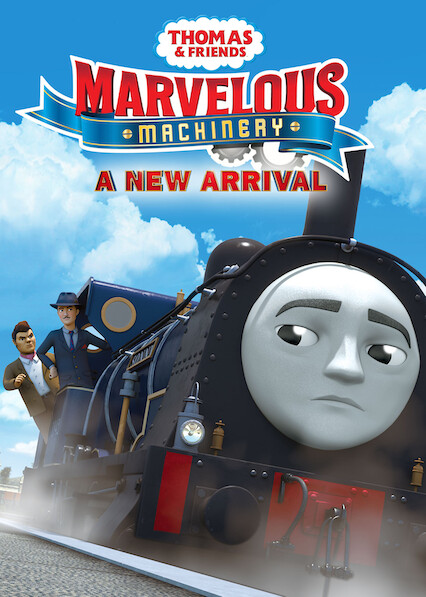 Thomas & Friends: Marvelous Machinery: A New Arrival