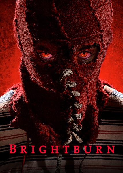 Brightburn on Netflix