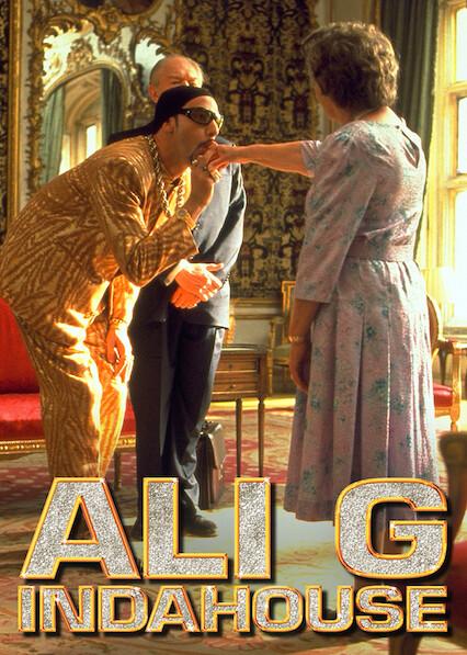 Ali G Indahouse on Netflix UK