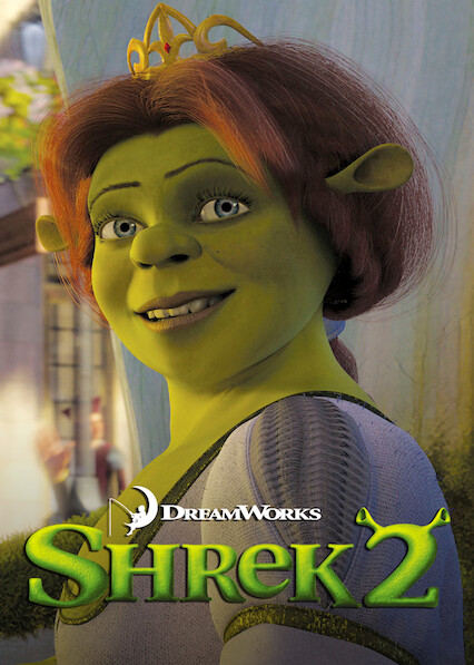Shrek 2 on Netflix UK