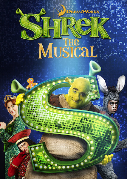 Shrek the Musical on Netflix UK