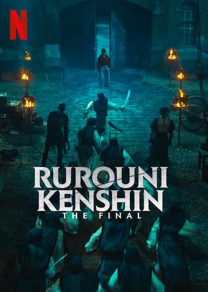 Rurouni Kenshin: The Final on Netflix UK