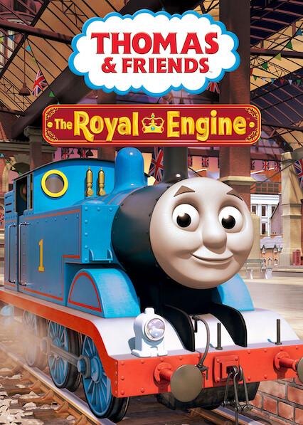 Thomas & Friends: Thomas and the Royal Engine