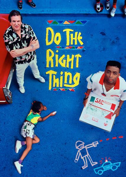Do the Right Thing on Netflix UK