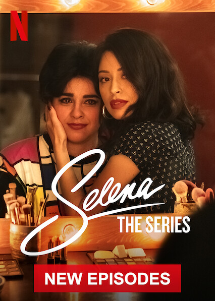 Selena: The Series on Netflix UK