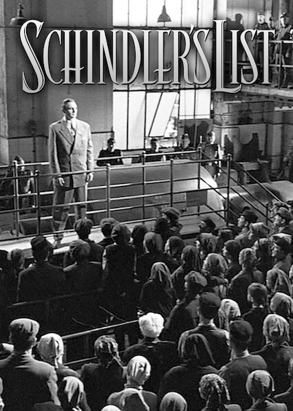 Schindler's List on Netflix UK