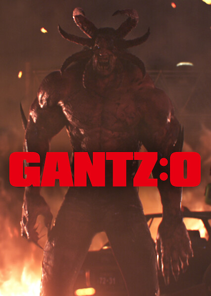 GANTZ:O on Netflix UK