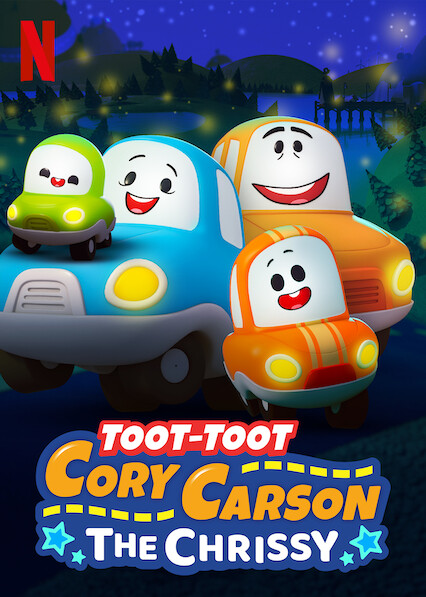 Toot-Toot Cory Carson: The Chrissy
